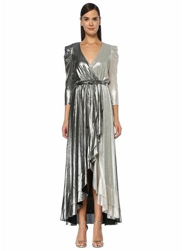 Beymen&Designer Elbise Gümüş